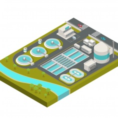 Equipment for WWTP